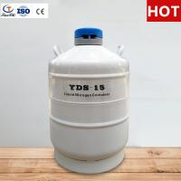 Buy cheap TianChi liquid nitrogen storage container 15L in Canada from wholesalers