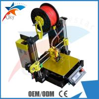 Buy cheap Prusa Mendel i3 3D Printer Kits With Control Board and filament from wholesalers