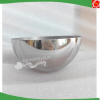 Buy cheap 51mm,63mm,80mm Stainless Steel Bath Bomb Molds for Bath Bombs Making Gift Sets from wholesalers