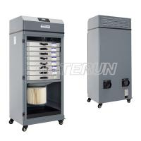 Buy cheap 700W Laser Cutting Solder Fume Extractor , Grey Welding Fume Extractor from wholesalers