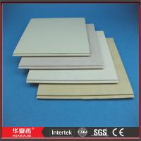 Buy cheap Fireproof Laminated PVC Wall Panels For Decoration Lightweight Easy Installation from wholesalers