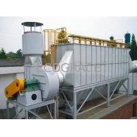 Buy cheap Furniture Plant Dust Extraction System Dust Collectors For Woodworking from wholesalers