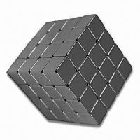 Buy cheap Rare-earth Magnet with Coating, Various Shapes are Available, Used in Sensor, Motor and Loudspeaker product