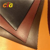 Buy cheap 140 cm Width Different Colors  PU  Leather Available For Football and Notebook product