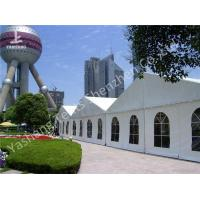 Buy cheap Array Waterproof White PVC Fabric Outdoor Event Tent without Partition Wall from wholesalers