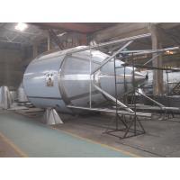 Spirulina Powder Spray Drying Machine , Close Loop Pilot Scale Atomizer Spray Dryer