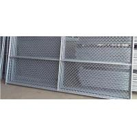 Buy cheap Hot dipped galvanized PVC coated used chain link fence for sale from wholesalers