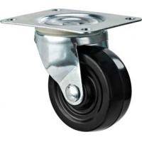 Buy cheap Wringer caster,mop barrel caster wheel, 75mm caster with sleeve,caster with ring from wholesalers