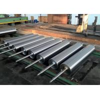 China Laser Engaved Chrome Rollers For Offset Flexo Moban Stainless Steel Pipe Material on sale
