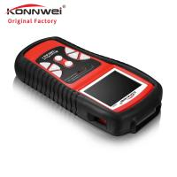 Buy cheap Konnwei  Battery Voltage Tester Automotive Battery Testing Equipment With Printer from wholesalers