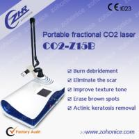 Buy cheap Medical Approved Fractional Co2 Laser Machine For Stretch Mark Removalt from wholesalers
