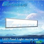Buy cheap LED Panel Light 100*1200 36W LED ceiling light Panel Light from wholesalers