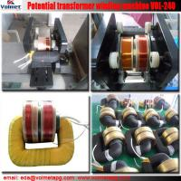 Buy cheap best selling automatic voltage transformer winding machine from wholesalers