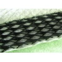 Buy cheap Drainage Filtration Geocomposite Hdpe Geonet High Rigidity Lightweight For Erosion Control from wholesalers