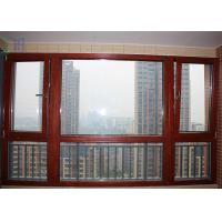 Buy cheap Residential Aluminium Tilt And Turn Windows Mechanism With Toughened Glass from wholesalers