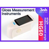 Buy cheap 3nh Economic Gloss Measurement Instruments Aluminum Oxidation Stone Gloss Meter HG60 from wholesalers