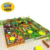 Kid's zone commercial indoor soft playground equipment