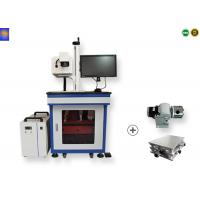 Buy cheap 3W 5W UV Laser Marking Printer , 3D Laser Engraving Equipment For USB Cable from wholesalers