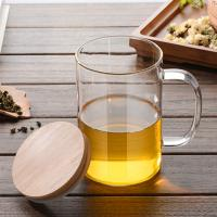 Buy cheap Heat insulation type handmade 100ml double wall glass cup  For Tea Espresso Coffee from wholesalers
