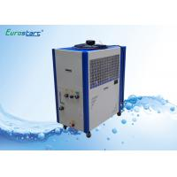 Box Type Energy Saving Carrier Air Cooled Scroll Chiller for Air Conditioning