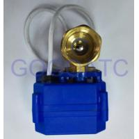 Buy cheap SS304 or Brass Motorized Electric Ball Valve from wholesalers