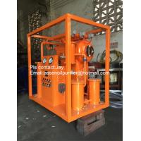 Buy cheap ZY Portable Insulating Oil Filtering Plant, Insulating Oil Cleaning System from wholesalers