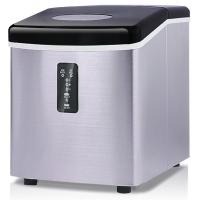 Buy cheap 15Kg Stainless Steel Low Power Low Noise Portable Countertop Mini Ice Maker Machine Air - Cooled Energy Efficient product