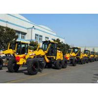 Buy cheap Operating Weight 11200 Kg Compact Motor Grader With Cummins Engine Rated Power 100 Kw from wholesalers