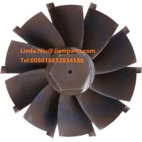 Buy cheap Caterpillar C15 Industrial Generator Set GTA5008 Turbo 750525-0020 2842711 Turbo Turbine Wheel from wholesalers