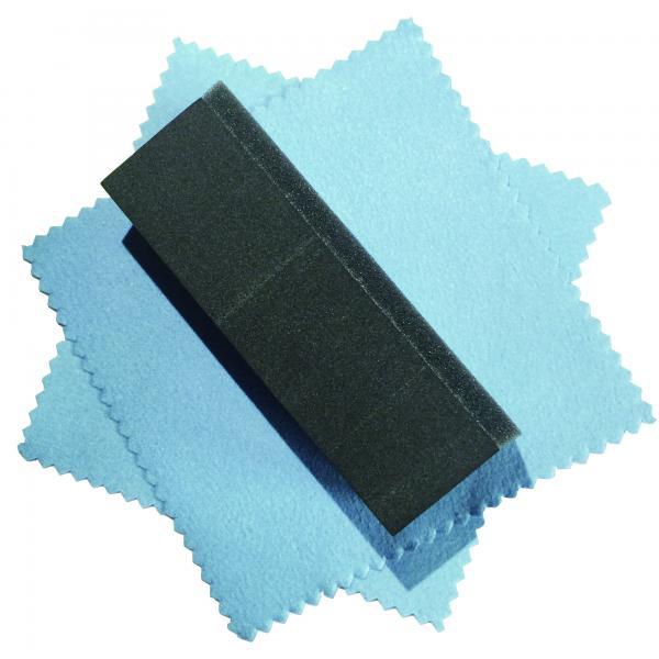 Buy cheap glass coat cloth coating film crystal coating agent 9H hardness coating cloth nano coating agent cloth 100pcs from wholesalers