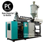 Buy cheap 19L PC Bottle Making Machine 19 Litre Polycarbonate Bottle Blowing Machine from wholesalers