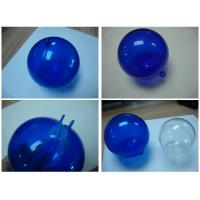 Buy cheap Acrylic Storage Round Boxes , High Transparent Acrylic Empty Ball product