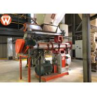Buy cheap Livestock Animal Feed Manufacturing Plant , Cooler Machine Pellet Making Equipment from wholesalers