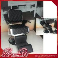 Buy cheap luxury men's barber chair salon furniture styling barber chair for sale product