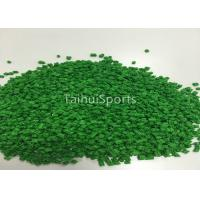 Quality Heat Resistant Synthetic Grass Infill Recycling For Artificial Grass System for sale