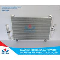 Buy cheap Rapair Nissan Condenser radiator tank plastic material for Nissan OUTLANDER(03-) from wholesalers