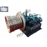 Buy cheap Industrial Scale Dewatering Centrifuge / Automatic Pusher Centrifuge For Salt from wholesalers