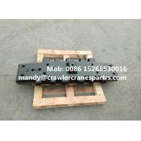 Buy cheap MANITOWOC 4100 Track Pad for Crawler Crane Undercarriage parts product