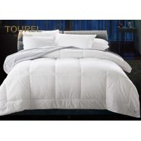 Quality Custom 3cm Hotel Stripe Duvet Cover 100% Cotton For Star Hotel Bedding Sets for sale