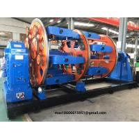 Buy cheap Large Planetary Stranding Machine 96 Bobbins Apply To OPGW Cable from wholesalers