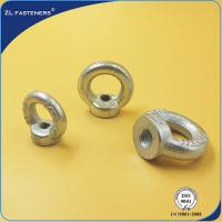 Buy cheap Galvanized Drop Forged Wire Rope Clips Eye Nuts For Lifting Free Samples from wholesalers