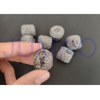 Buy cheap Customized Round Cross Section Wire Mesh Gasket  , Auto Parts Wire Mesh Tape product