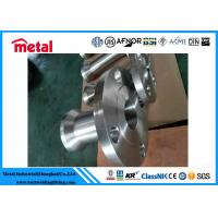 Buy cheap ASTM B564 Alloy Steel Flanges , Petroleum Industry Forged Steel Flanges from wholesalers