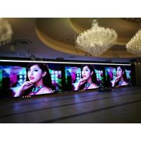 Buy cheap P2.6mm Indoor Rental LED Display Screen Slim Cost Effective 1920 Refresh Rate from wholesalers