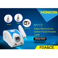 Buy cheap 1064nm Q Switched  ND YAG Laser Tattoo Removal , Skin Toning Shining Laser Resurfing product