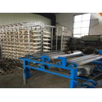 Buy cheap Low Noise Fiberglass Weaving Machine Stable Performance 14 - 40 Strips/CM Weft Density from wholesalers