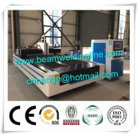 Buy cheap 1500w Fiber Laser Cutting Machine , Hypertherm CNC Plasma Cutting Machine For Plate from wholesalers