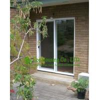 Buy cheap Eco-friendly UPVC Sliding Door & Window For Balcony / Patio, White Color and clear glass from wholesalers
