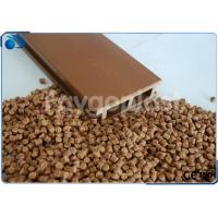 Buy cheap 300~500kg/H PP PE Wood Pellet Making Machine , WPC Granulation Equipment from wholesalers