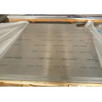Buy cheap Flat Clean Surface 6082 Aluminium Plate , Anodized Aluminum Sheet 0.15–350mm Thickness from wholesalers
